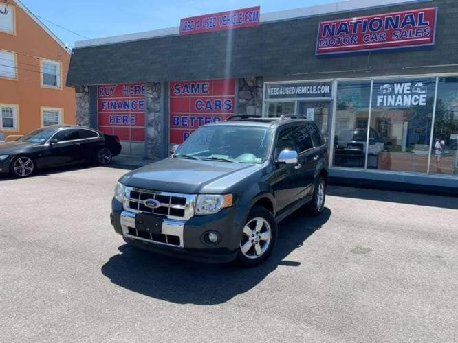 2009 FORD ESCAPE 4DR