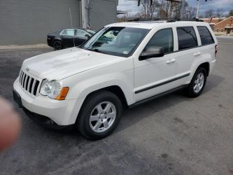 2009 JEEP GRAND CHEROKEE 4DR