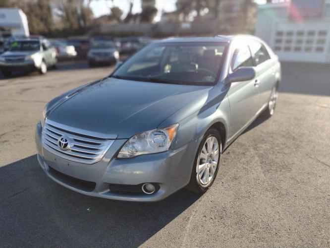 2008 BLUE TOYOTA AVALON XL (4T1BK36B78U) with an 3.5L engine, Automatic transmission, located at 4714 Williamson Rd, Roanoke, VA, 24012, (540) 266-7623, 37.350895, -79.942566 - Photo #0