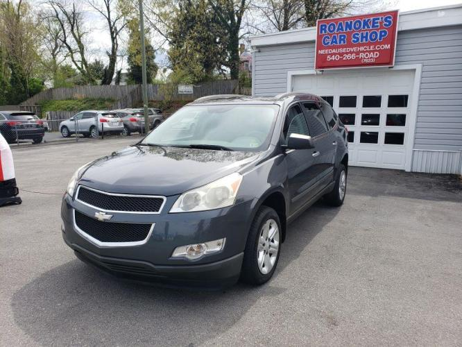 2011 CHEVROLET TRAVERSE 4DR