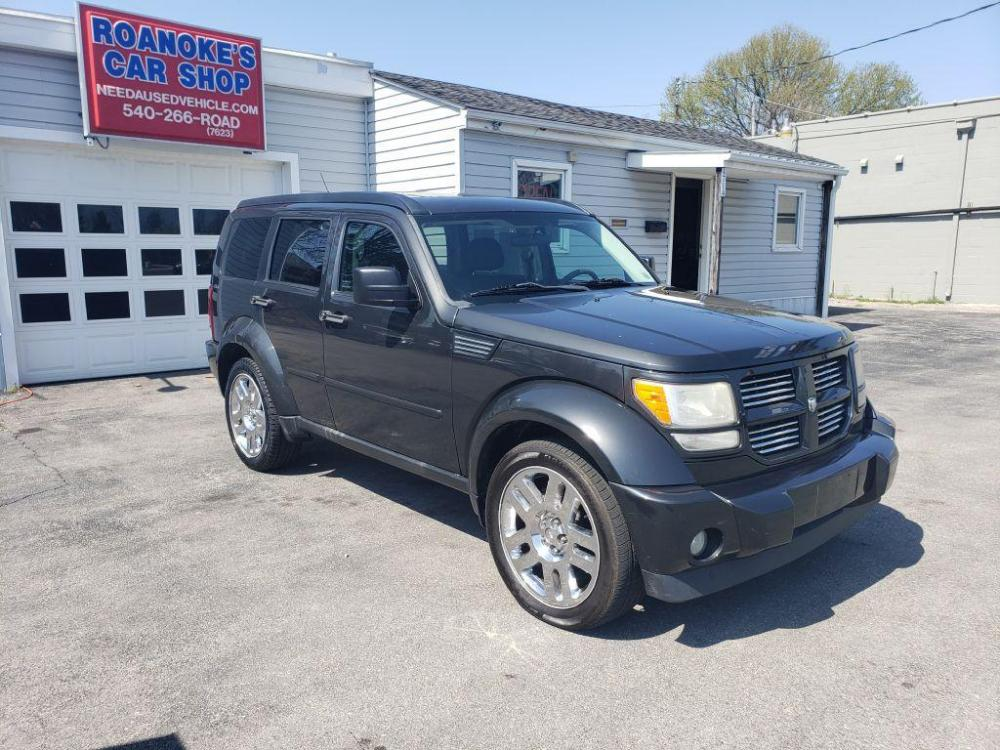 2011 GRAY DODGE NITRO HEAT (1D4PU4GK0BW) with an 3.7L engine, Automatic transmission, located at 4714 Williamson Rd, Roanoke, VA, 24012, (540) 266-7623, 37.350895, -79.942566 - Photo #0
